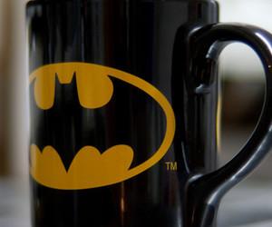 batman, cup, and mug image