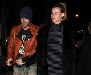 Behati Prinsloo and adam levine image