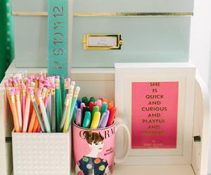 colors, decor, and study image