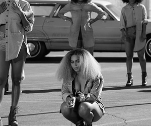 formation, beyoncé, and queen bey image