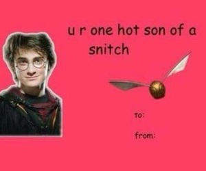 harry potter and snitch image