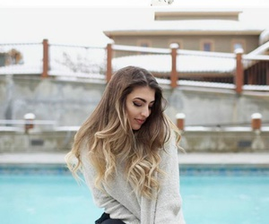 hair, rachel levin, and rclbeauty image