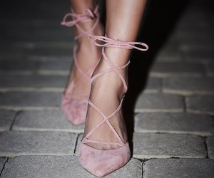 heels, legs, and shoes image