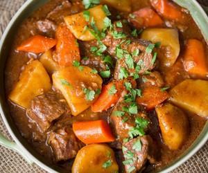 beef, guinness, and irish image