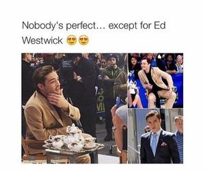 ed westwick and gossip girl image