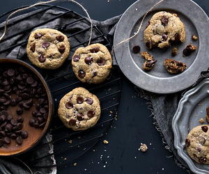 Cookies, chocolate, and delicious image