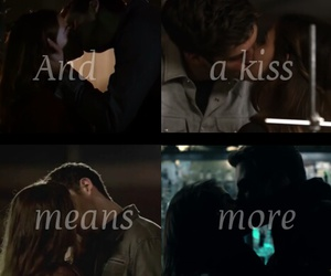 kiss, The Originals, and love image