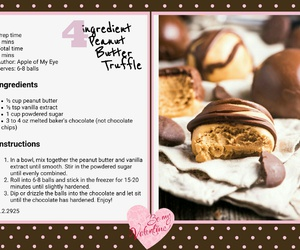chocolate, diy, and peanut butter image