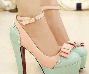 beauty and shoes image