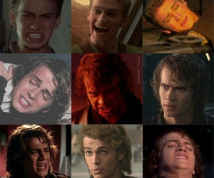 Skywalker, anakin, and starwars image