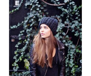 hairstyle, clara alonso, and model image
