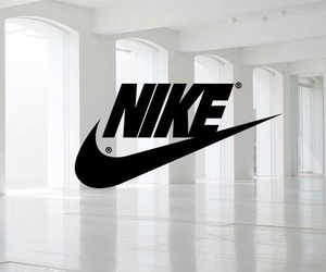 nike, white, and aesthetic image