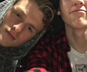 the tide, the vamps, and tristan evans image