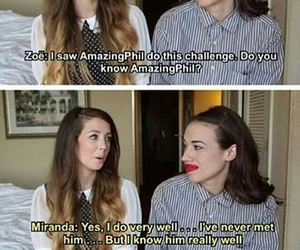youtube, zoella, and miranda sings image
