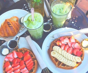 bright, food, and pastel image
