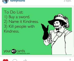 fun, funny, and kindness image