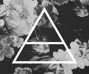 flowers, 30 seconds to mars, and 30stm image