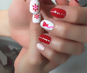161 Images About Valentines Nails Xoxo On We Heart It See