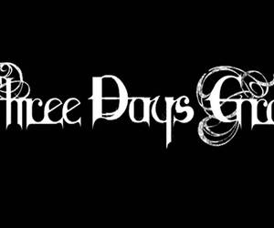 three days grace, music, and rock image
