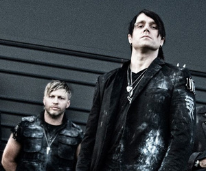 band, rock, and three days grace image