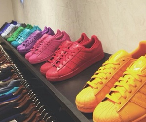 adidas, shoes, and colors image