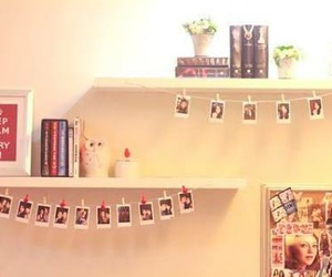 room, book, and photo image