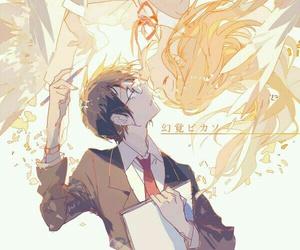 anime, shigatsu wa kimi no uso, and couple image