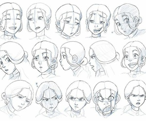 avatar and sketch image