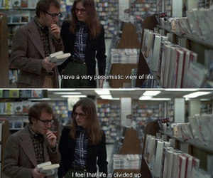 70s, annie hall, and life image