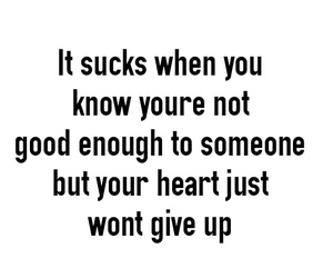 crush, heart, and quote image