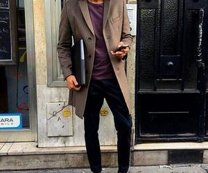 style, coat, and fashion image
