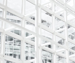 white, aesthetic, and building image