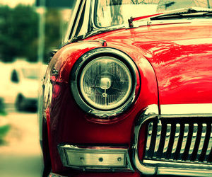 car, photography, and red image