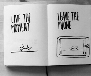 phone, live, and moment image