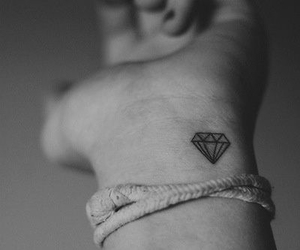 beauty, diamond, and hipster image