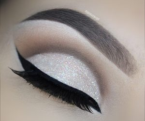 makeup, girls, and goals image