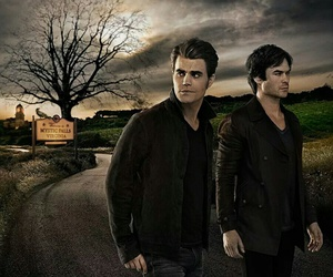 the vampire diaries, tvd, and stefan salvatore image