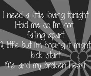 falling apart, quotes, and song image