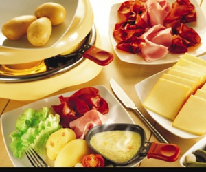 raclette cheese fromage image