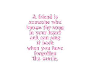 friend and song image