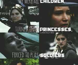 Jennifer Lawrence, princesses, and quote image