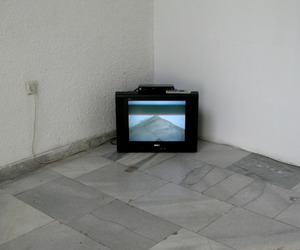 pale, grunge, and tv image