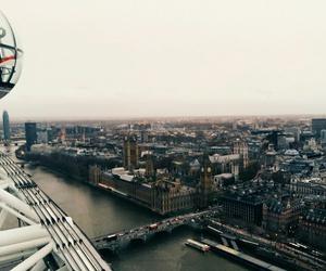 Big Ben, city, and landscape image