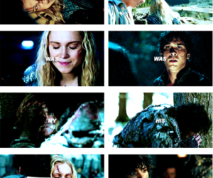 the 100, bellarke, and the hundred image