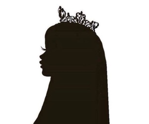 barbie, Queen, and black image