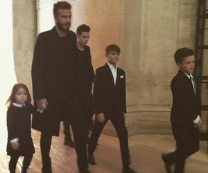 family, David Beckham, and beckham image