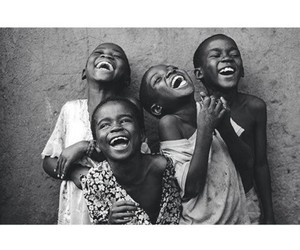 child, happy, and africa image