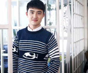 exo, d.o., and k-pop image