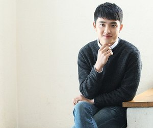 k-pop, exo, and d.o. image