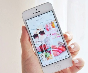 iphone and weheartit image